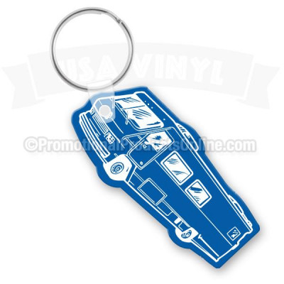 Customizable Soft Vinyl Keychains in Over 1300 Die Cut