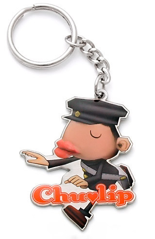 Full Color Stainless Custom Manufactured Keychains