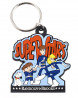 2D PVC Custom Manufactured Keychains