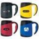 15 Ounce Soft Grip Two Tone Mug
