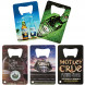Full Color Credit Card Bottle Openers